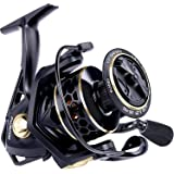 PLUSINNO Fishing Reel, 9 +1BB Spinning Reel, Ultra Smooth Powerful, Lightweight Graphite Frame, CNC Aluminum Spool for…