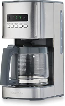 Kenmore 12-Cup Programmable Aroma Control Coffee Maker