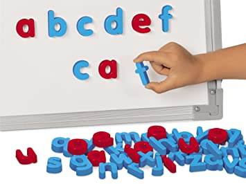 Amazon Lakeshore Word Building Magnetic Letters Lowercase