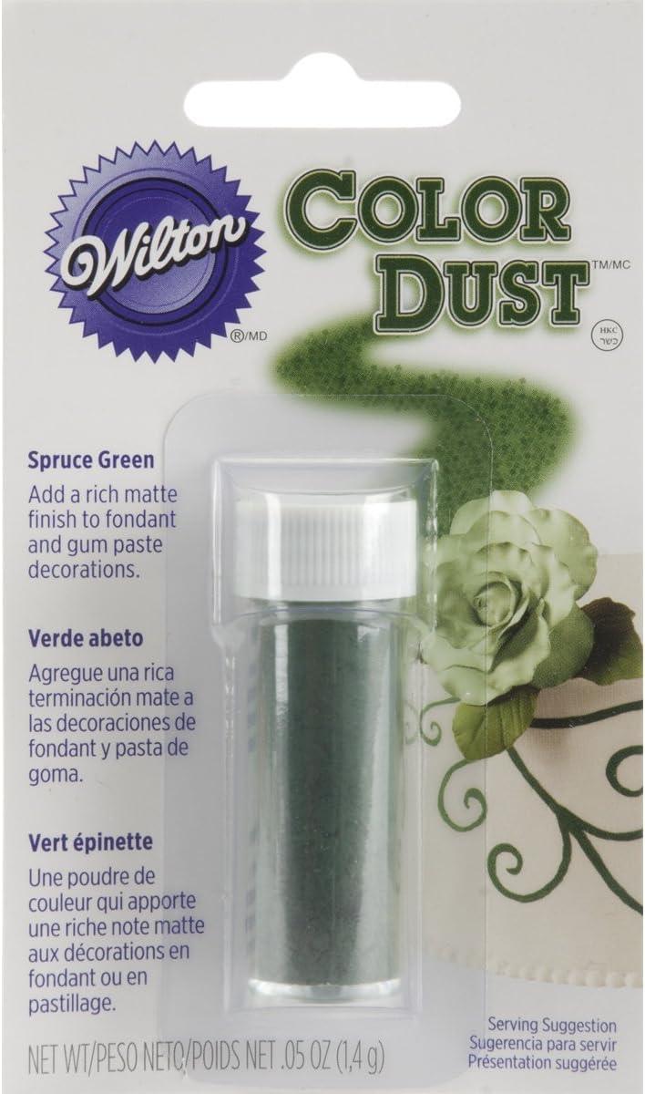 Wilton Food Decorative, Spruct Green Spruce Color Dust