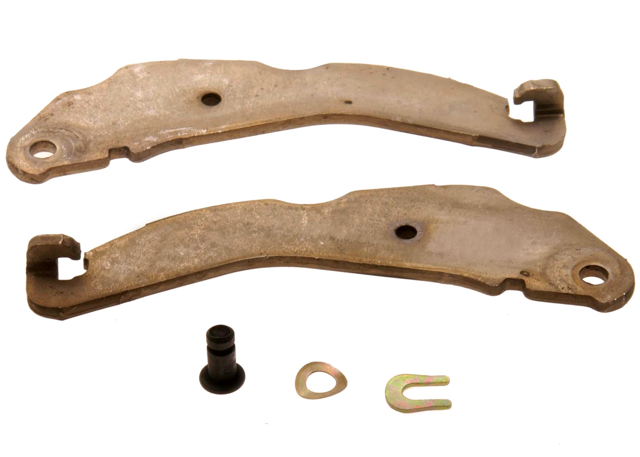ACDelco 179-1224 GM Original Equipment Rear Parking Brake Lever and Pin Kit by ACDelco