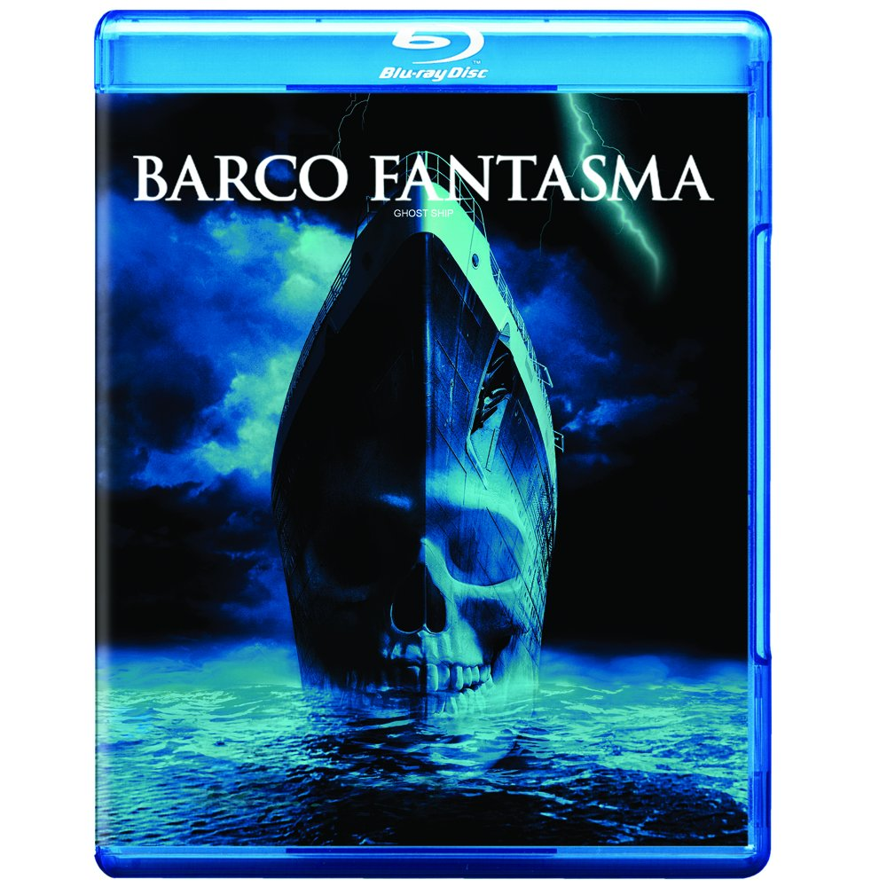 Blu-ray : Ghost Ship (Widescreen)
