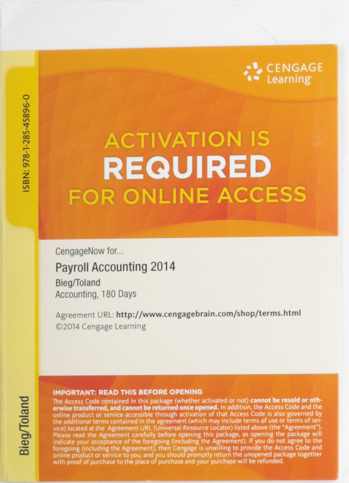 Download Payroll Accounting 204 Online Access Card ebook