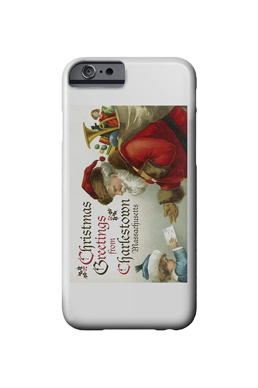 Amazon Christmas Greetings From Charlestown Massachusetts