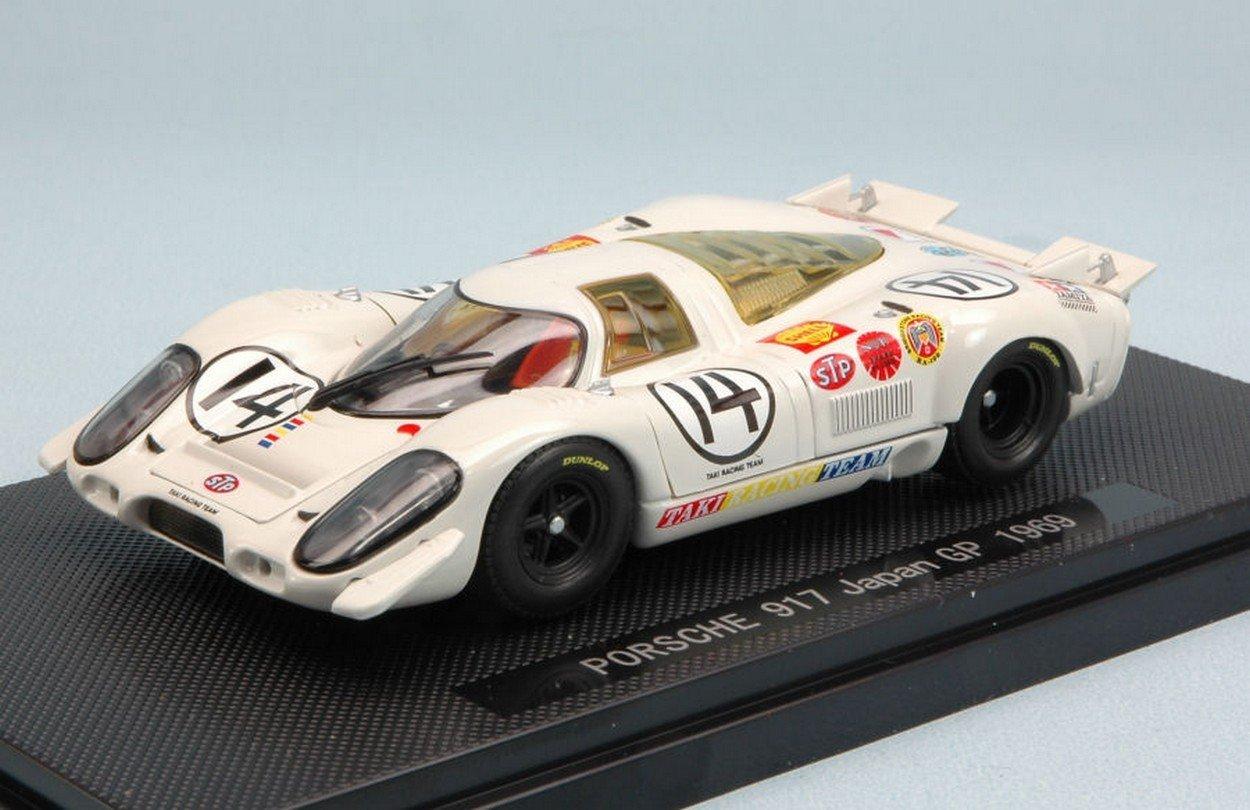 Ebbro EB44728 Porsche 917 N.14 6th Japan GP 1969 J.SIFFERT-D.Piper 1:43 DIE CAST