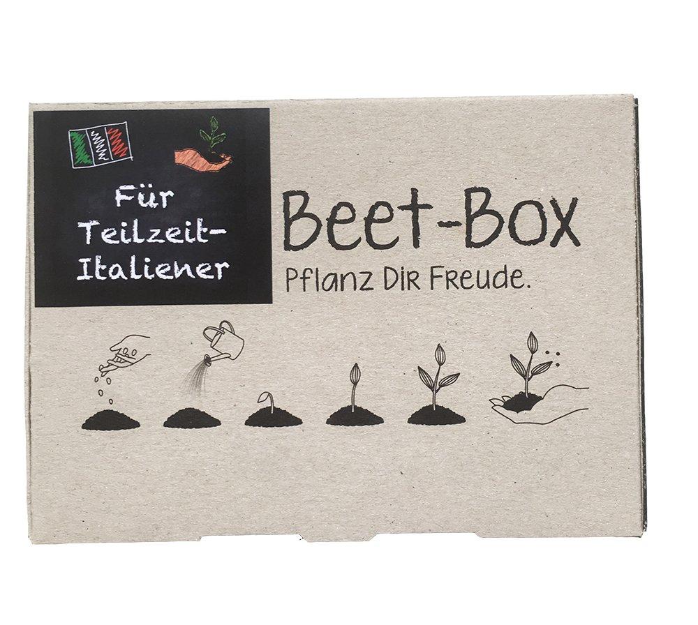 Beet-Box 'Für Teilzeit-Italiener' | Samen-Set von Samen Maier