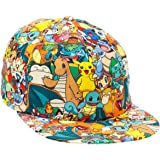 Baseball Cap - Pokemon - All Over Sublimated Print Adjustable Hat New ba1ewypok