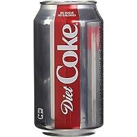 Diet Coke, 355ml, Pack of 12