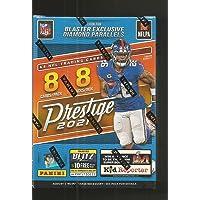 $42 » 2021 Panini Prestige Blaster Football Box 8 Cards Per Pack 8 Packs Per Box Factory Sealed Box