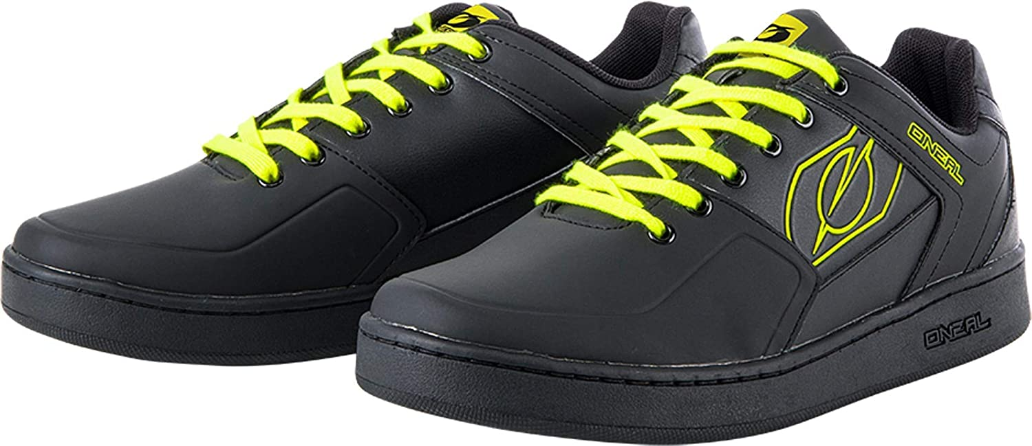 ONeal Pinned Flat Pedal Zapatillas, Unisex Adulto: Amazon.es: Deportes y aire libre