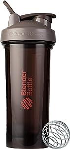 Blender Bottle Pro Series Shaker Bottle, 28-Ounce, Ash
