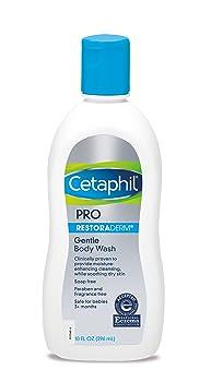 Cetaphil Restoraderm Pro, Eczema Calming Body Wash