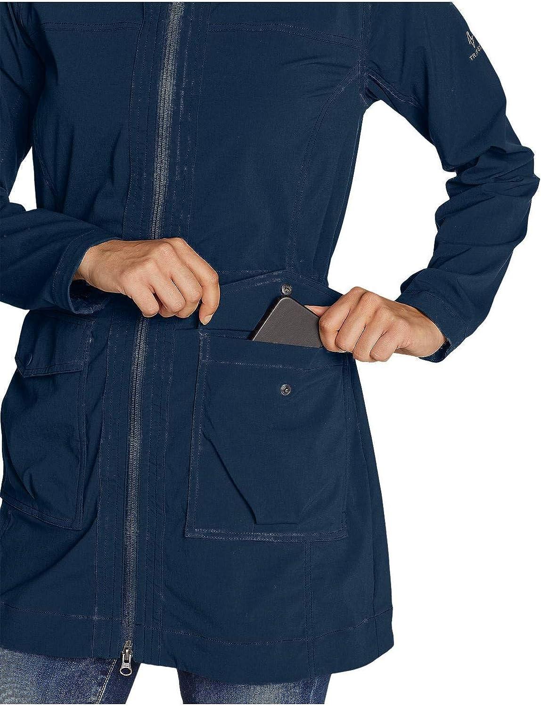 Eddie Bauer Womens Atlas 2.0 Trench Coat