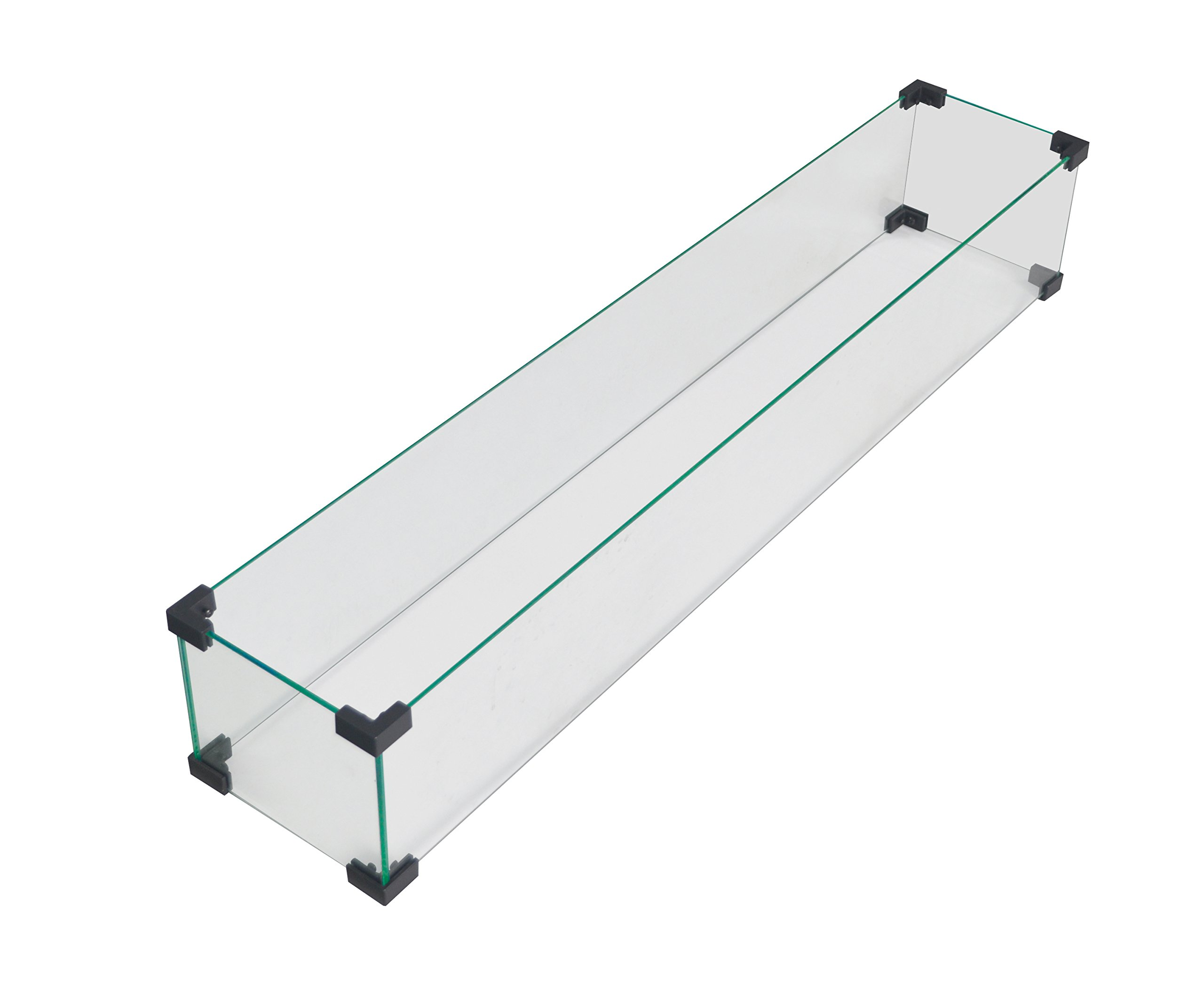 LEGACY HEATING CDFP-rw fire Table Spare Parts, Glass by LEGACY HEATING