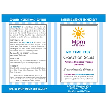 Buy Mom of 11 Kids No Time For C-Section Scars Online at Low Prices in  India - Amazon.in 77919aaac8d55