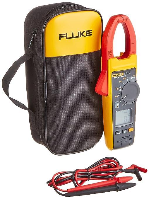 Review Fluke 375 FC 600A