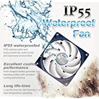 Titan Introduces IP55 92MM Water-Proofed and dust-Proofed Fan TFD-9225HH12B