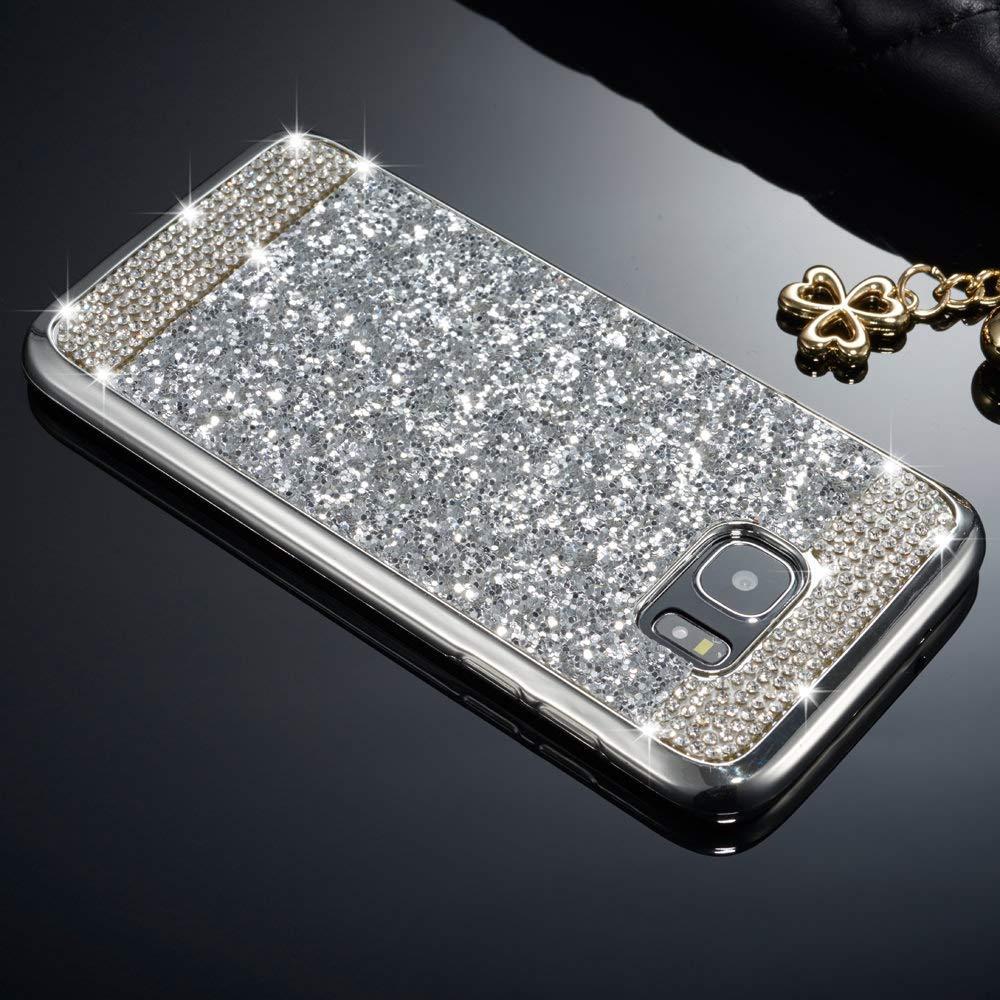 Funda Para Samsung Galaxy A10 Glitter Zcdaye [7vyhl4gh]