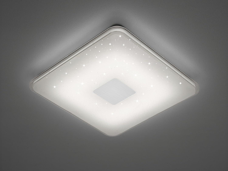 Trio leuchten 628613001 samurai deckenleuchte acryl weiß 42.5 x
