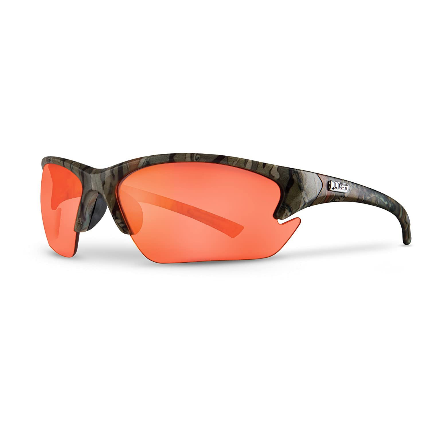 LIFT Safety Quest Safety Glasses (Camo Frame/Amber Lens) EQT-12CFA