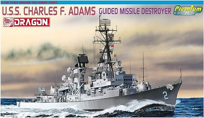 Charles F Adams class DDs