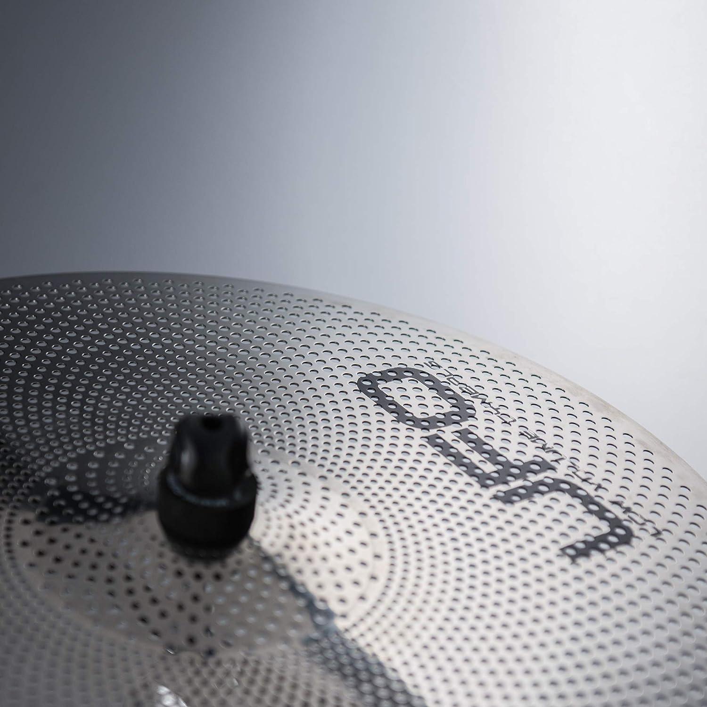 16 Quiet Crash Cymbal UFO Low Volume Cymbals