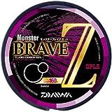 ダイワ ライン モンスターブレイブZ 160m 14lb 16lb DAIWA Monster BRAVE Z