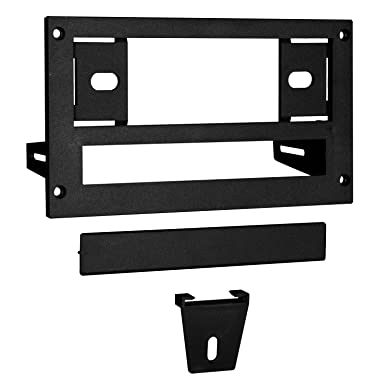 Black Metra 99-5025 Installation Kit w//EQ Slot for 1987-1993 Ford Mustang Vehicles