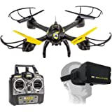 Mondo - 63400 - Drone - X40.0 - VR Mask - Radiocommandé