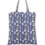 Caixia Women's Cactus Canvas Tote Shopping Bag
