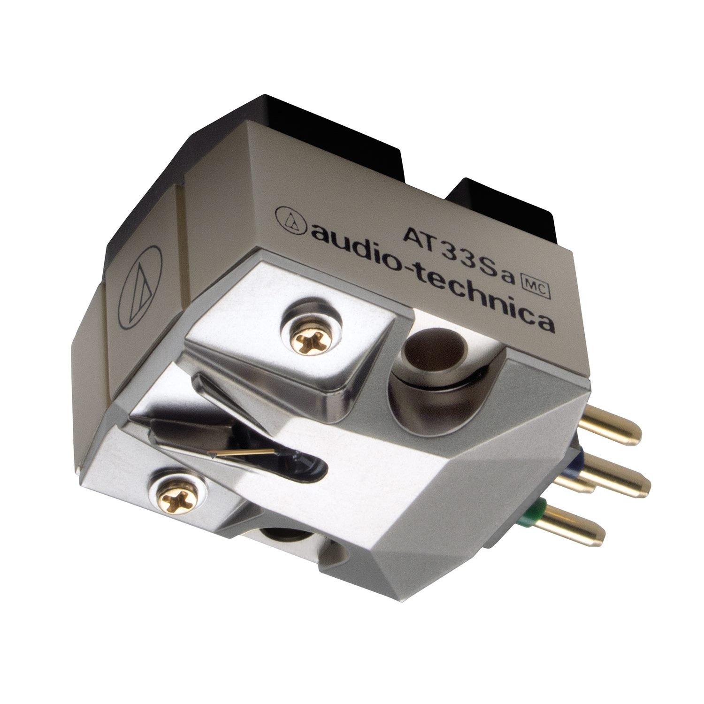 Audio Technica AT 33 Sa Capsula: Amazon.es: Electrónica