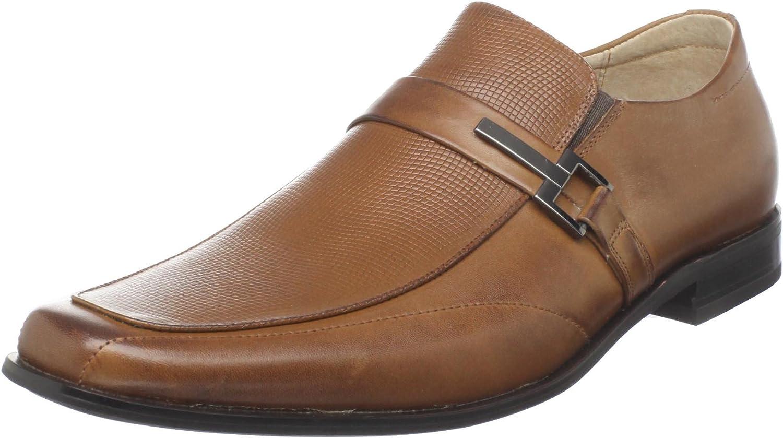 Stacy Adams Men's Dallas Mall Sale special price Beau Moc Bit Slip-On Toe Loafer