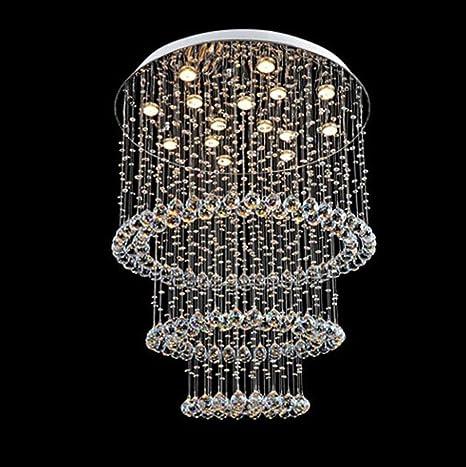 Kwdzlighting Lámparas de techo Iluminación Sala de estar ...