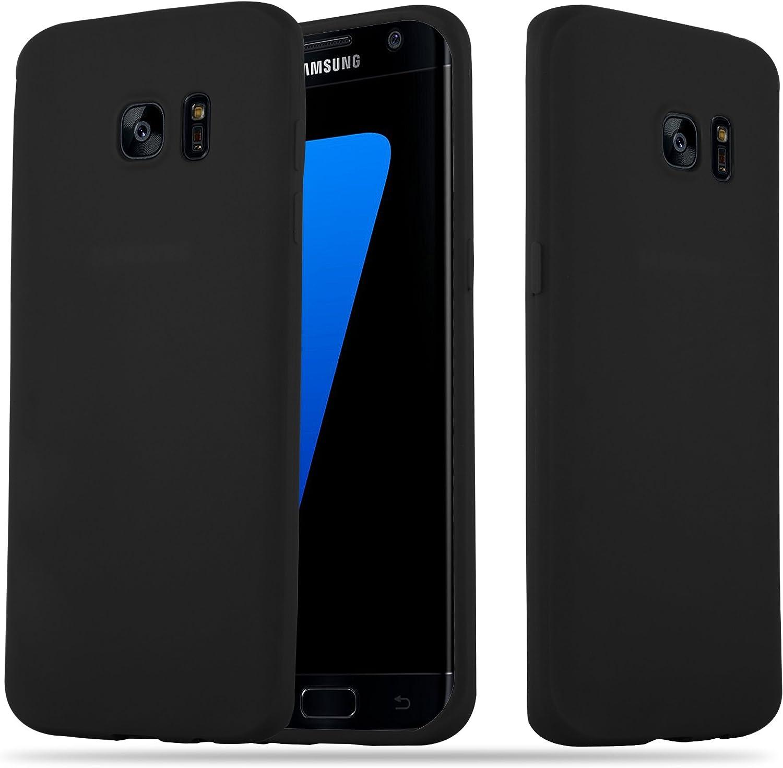 Cadorabo Hülle Für Samsung Galaxy S7 Edge In Candy Elektronik