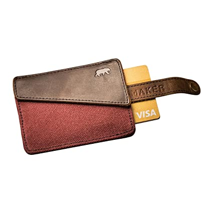 Cartera hombre HANDY® - System Pull Out - Cuero vintage ...