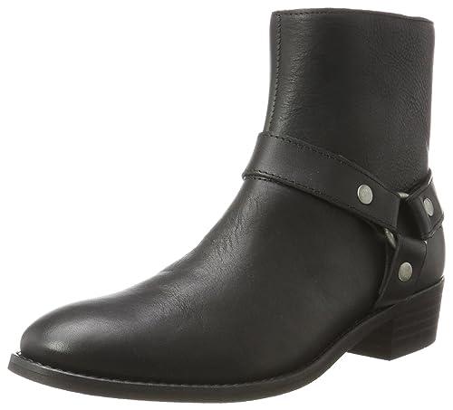 SHOE THE BEAR Apache L, Las Botas de Vaquero para Hombre, Negro (110 Black), 45 EU: Amazon.es: Zapatos y complementos