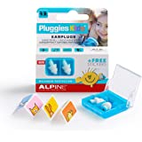 Alpine Pluggies Kids - Ear Plugs to Protect Children's Hearing