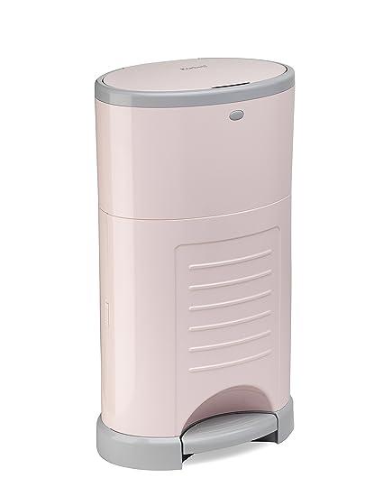 korbell m250dsp Cubo para pañales, 15 L, color rosa