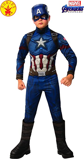 Rubies Avengers Disfraz, Multicolor, Medium (700668_M): Amazon.es ...