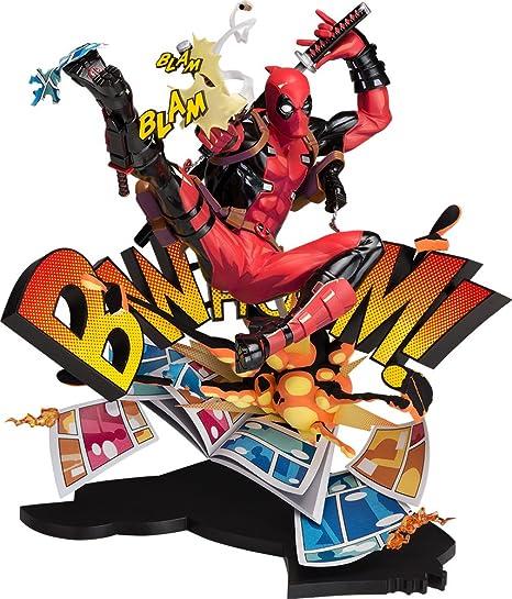 Marvel Superhero Deadpool Breaking The Fourth Wall Ver PVC Figure New In Box