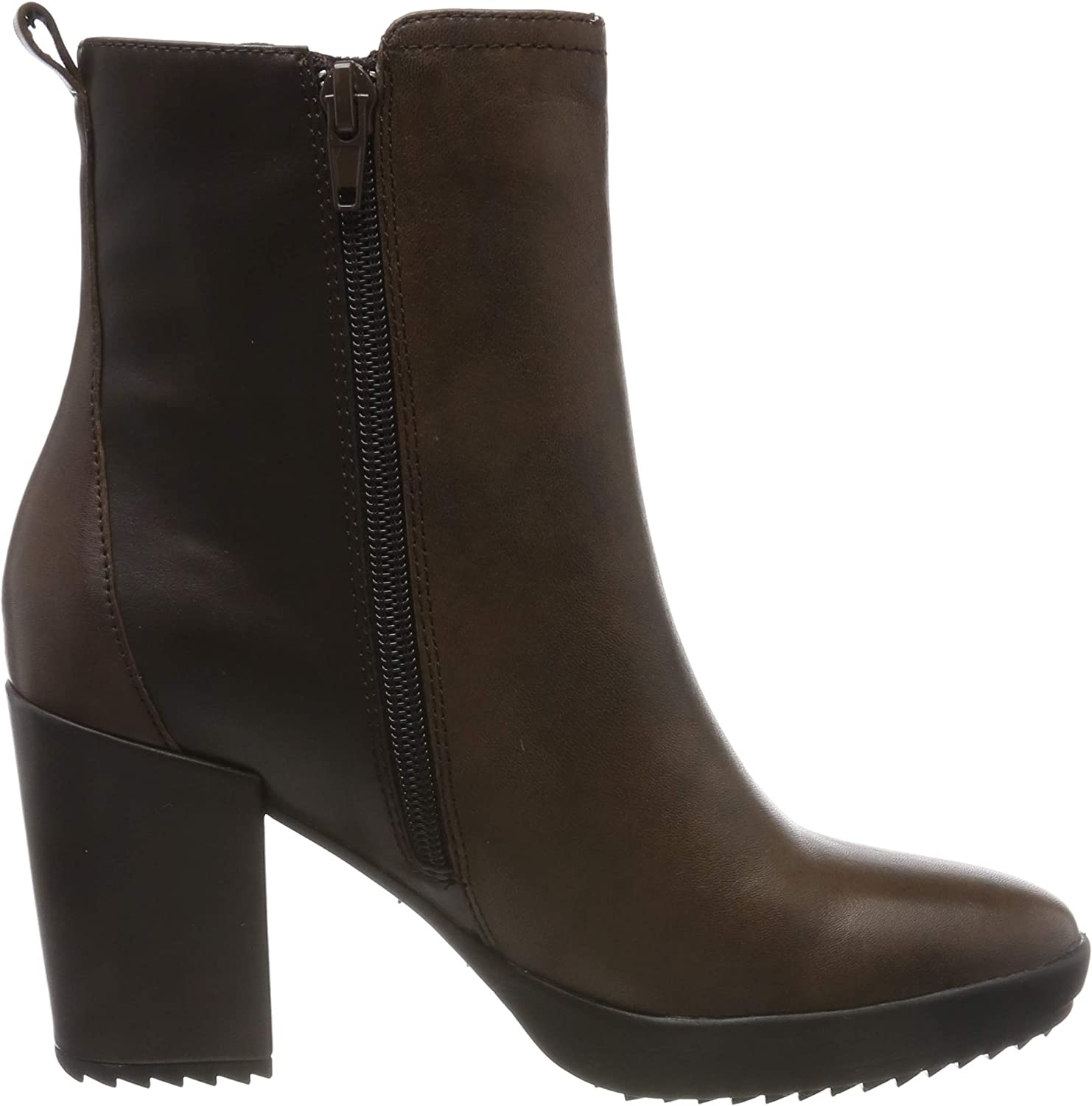 Stonefly Oprah Nappa, Bottes Classiques Femme Marron Choco Brown 5hd