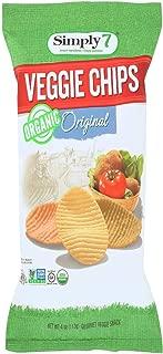 product image for SIMPLY 7: Chip Veggie Original, 3.5 oz