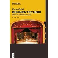 Bühnentechnik: Mechanische Einrichtungen