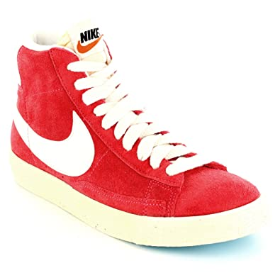 check out 777bf 4fb64 Amazon.com | Nike Womens Blazer Mid Suede Vintage Oxfords ...