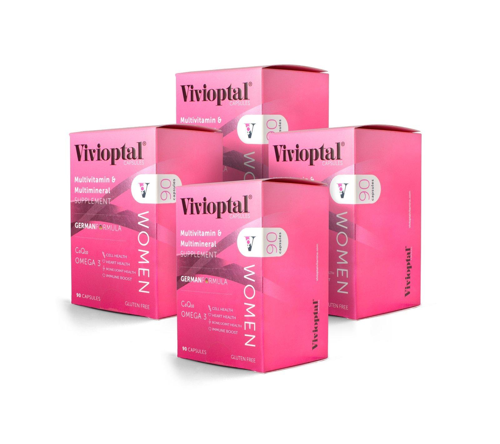 Amazon.com: Vivioptal Protect for Men 1 Year Supply..