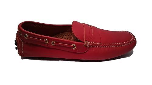 Fuoco41 Shoe E Pelle Car Kud007 EuAmazon Borse itScarpe CxBerod