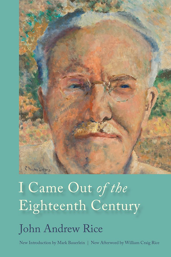 I Came Out of the Eighteenth Century (Southern Classics) ebook