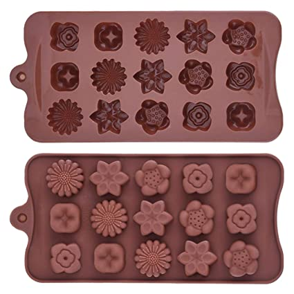 Cake/jelly/chocolate/iced Biscuits Moulds Kitchen, Dining & Bar