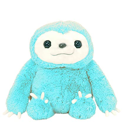 Amazon Com Fiesta Toys Sloth Stuffed Animal Plush Toy Adorable