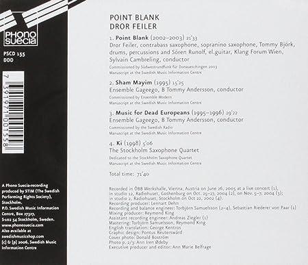 Point Blank Ph